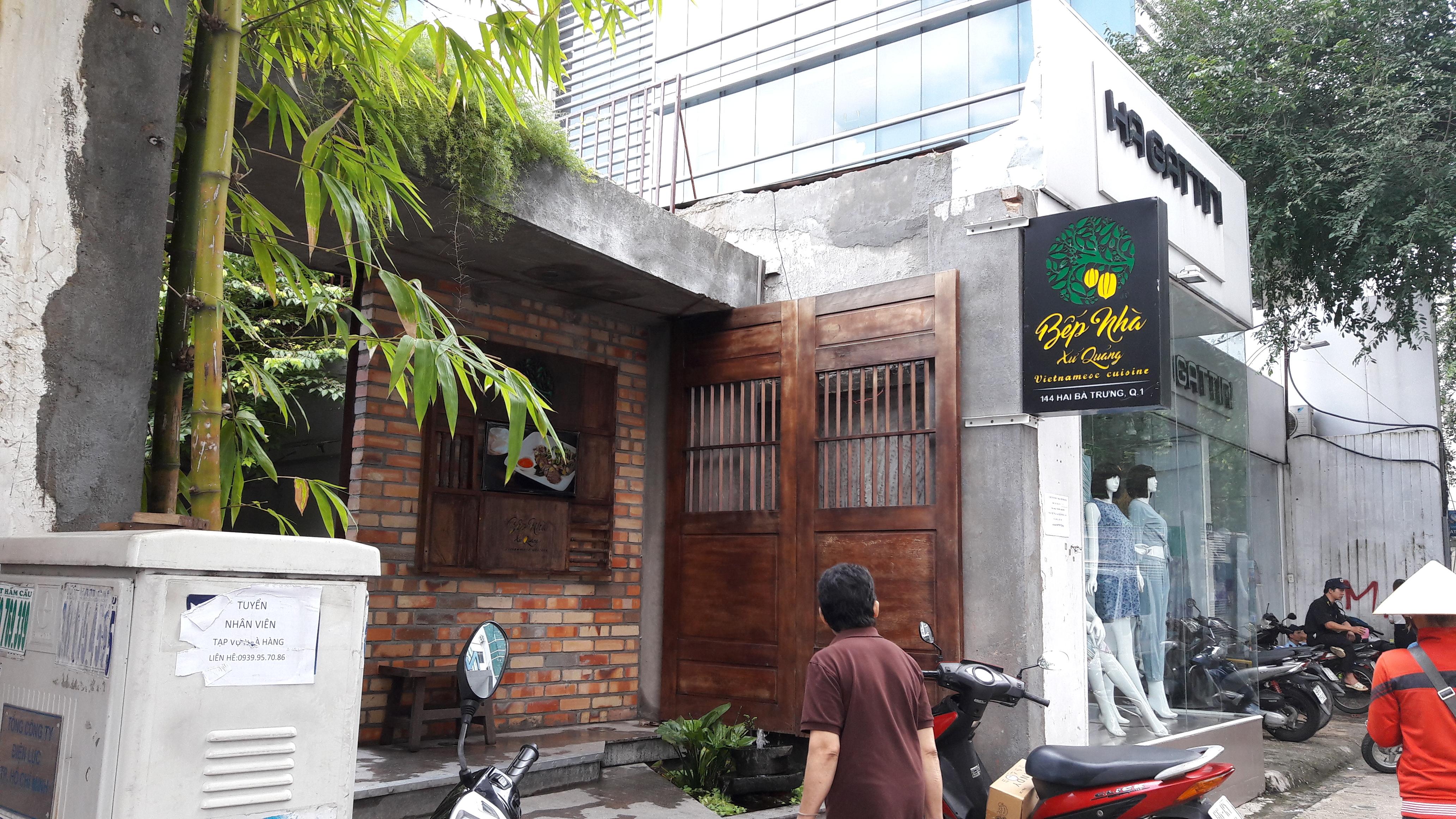Nhà hàng Bếp nhà xứ Quảng (Review 10/09/2017)
