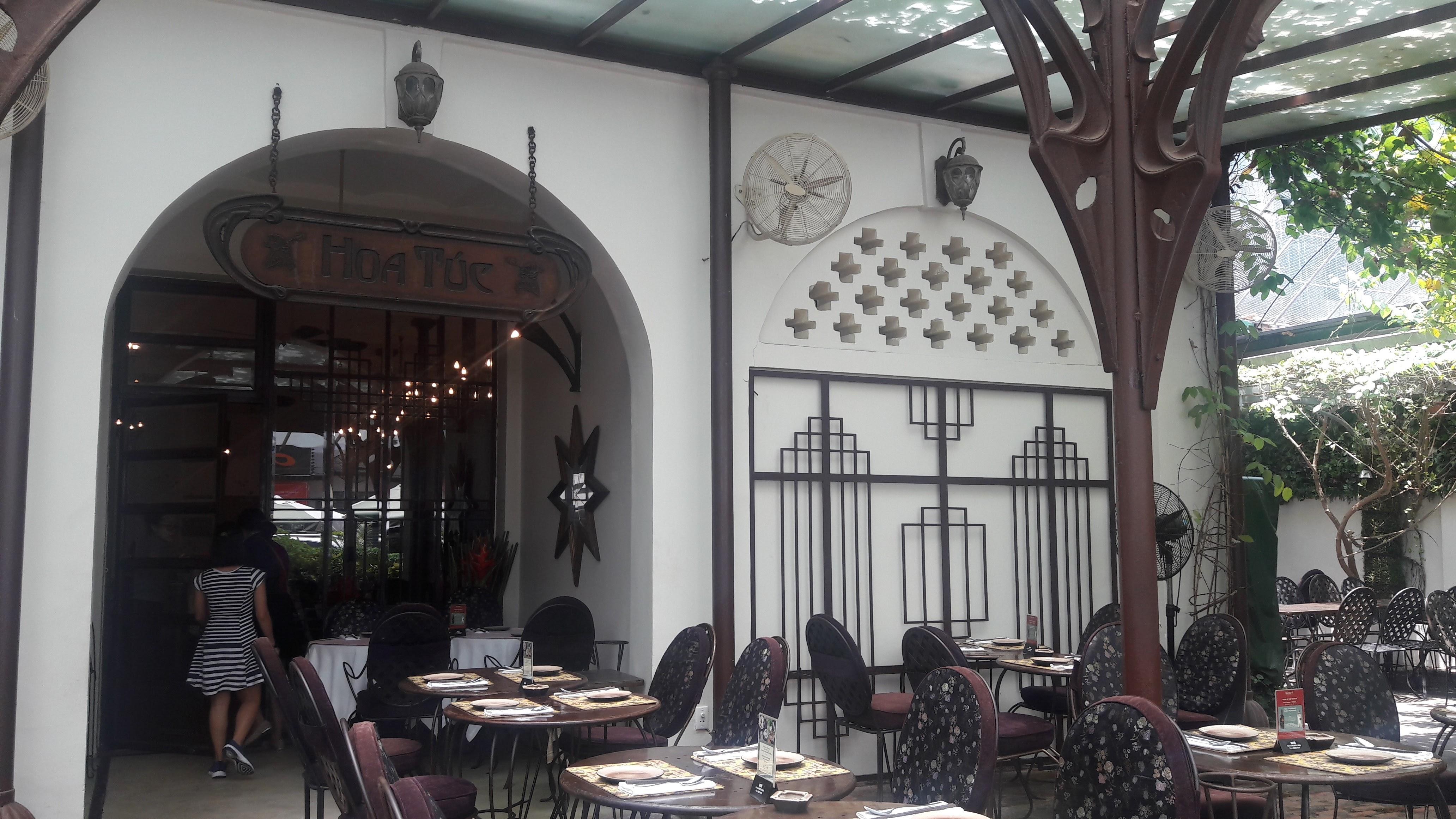 Nhà hàng Hoa Túc (Review_14/09/2017)